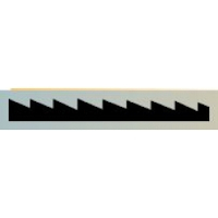 Pinned Reg Tooth 10tpi