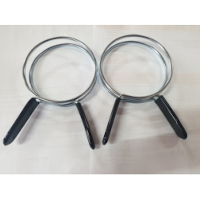 "4"" Double Spring Clamp PK of 2"